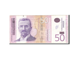 Serbie, 50 Dinara, 2005, KM:40a, Undated, TB - Serbie
