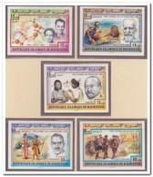 Mauritanië 1977 Imperf., Postfris MNH, Nobel Prize Winners - Mauritanië (1960-...)