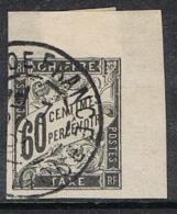 COLONIE GENERALE TAXE N°9  Oblitération De  Martinique  TB - Postage Due