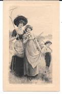 "Cpa P. Tarrant Illustrateur -  "" Joyeuse Moisson"" . - Illustrators & Photographers"