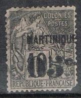 MARTINIQUE N°10 - Gebraucht