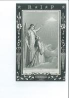 ENGLEBERT J COHEUR EPOUX M A C LAMARCHE + CRISNEE 1879 IMP LIEGE DESSAIN - Devotion Images