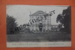C P  Vaulx Chateau De M Dutoit Dapsens - Belgique