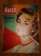 1958 PARIS-MATCH: Bagdad; Amman;St-Tropez;Chamonix; Mr & Mme Gaul à Bettembourg;Charlie Chaplin; VENISE; Etc - Informaciones Generales