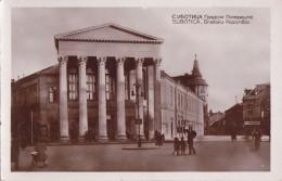 Serbia - Srbija  Subotica Gradsko Pozoriste - Serbie