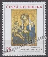 Czech Republic - Tcheque 2006 Yvert  422, Art From The Charles IV Reign E - MNH - Czech Republic