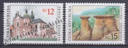 Czech Republic - Tcheque 2006 Yvert  430/ 31, Beauties Of Our Country - MNH - República Checa