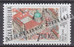 Czech Republic - Tcheque 2007 Yvert  462 - Definitive, Praga 2008 - Philatelic Exhibition International At Prague - MNH - República Checa