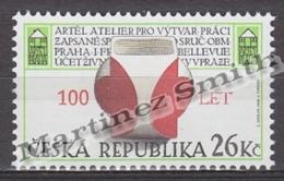 Czech Republic - Tcheque 2008 Yvert 515, ARTEL Centenary,  - MNH - Czech Republic