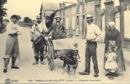 MARCILLY En VILLETTE  ( 45 )  -  L'Annonce Municipale  ( Reproduction ) - Francia