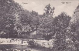 Serbia - Srbija  Uzice Park - Brana - Serbie