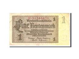 Allemagne, 1 Rentenmark, 1937, KM:173b, 1937-01-30, TTB - [13] Bundeskassenschein