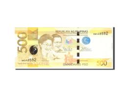 Philippines, 500 Piso, 2013, KM:210a, Undated, NEUF - Philippines