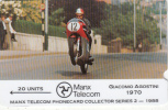 ISLE OF MAN(GPT) - TT Races 1988/Giacomo Agostini, Tirage 6000, Used