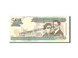 Dominican Republic, 500 Pesos Oro, 2002, KM:172s1, Undated, NEUF - Dominicaine