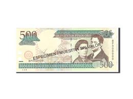 Dominican Republic, 500 Pesos Oro, 2003, KM:172s2, Undated, NEUF - Dominicaine