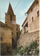 "CP - LE CRESTET ( Vaucluse ) "" Eglise Et Vieille Rue "" - Sonstige Gemeinden"