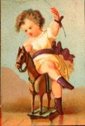 Au Paradis Des Enfants - PERREAU Fils Jouets - CHROMO - Sans Légende - En Très Bon Etat - - Other