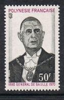 POLYNESIE N°90 N** - Polynésie Française
