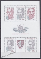 Czech Republic - Tcheque 2006 Yvert BF 22 - Premyslides Dinasty, Kings Of Bohemia - MNH - República Checa