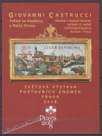 Czech Republic - Tcheque 2006 Yvert BF 23 - Praga 2008 - International Philatelic Exhibition - Prague - MNH - República Checa