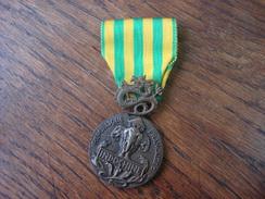 Décoration Corps Expéditionnaire Françaisd'extrème Orient Indochine - 1939-45