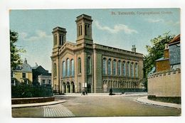 Gt. Yarmouth, Congregational Church. - Great Yarmouth