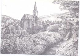5250 ENGELSKIRCHEN, Kirche St. Peter Und Paul - Lindlar