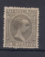 0642 FERNANDO POO Nº 12 NUEVO - Fernando Po