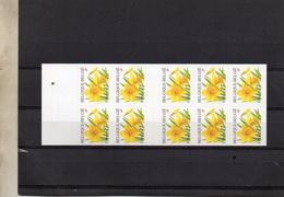 BELGIQUE  CARNET  HNARCISSE     N° YVERT ET TELLIER C3041°°NEUF SANS CHARNIERE - Carnets 1953-....