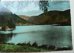Lac De Longemer, Carte Ancienne - Xonrupt Longemer