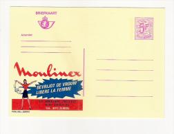 Publibel Neuve N°  2669 (Moulinex Libère La Femme (mon Oeil !!!) - Stamped Stationery