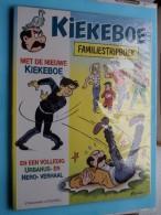 Familiestripboek Met De Nieuwe Kiekeboe ( 11/96 - Standaard Uitgeverij / Nieuwstaat ) KIEKEBOE ! - Kiekeboe