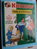 Familiestripboek Met Een Nieuw Kiekeboe Verhaal ( 1/11/90 - Standaard Uitgeverij ) KIEKEBOE ( Zie Foto's ) ! - Kiekeboe