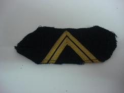 Galons De Manches Grade Sergent Armée De L'Air - Equipement