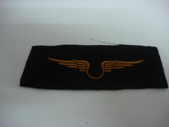 Insigne De L' Armée De L'Air Pour Blouson Appelé Service Militaire - Equipement