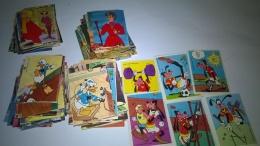 Walt Disney,,FASPRINT 200 FIGURINE TUTTE DIVERSE Anno 1960-65 - Non Classificati