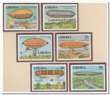 Liberia 1978 Imperf., Postfris MNH, Zeppelin - Liberia
