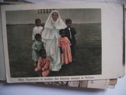 India Nellore Catholic Sister And Children - India