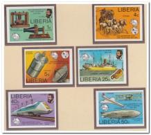 Liberia 1976 Imperf., Postfris MNH, Alexander Graham Bell, Telephone - Liberia