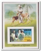Liberia 1975 Imperf., Postfris MNH, Albert Schweitzer - Liberia