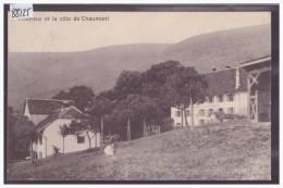 RESTAURANT DE FROCHAUX - TB - NE Neuchâtel
