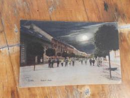 Zenta Senta Kossuth Utcza 1917 By Night - Serbia
