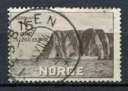Norwegen - Norway 1930 | Mi. 160 Used / Gestempelt | 1. Nordkap-Ausgabe