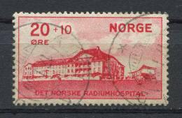 Norwegen - Norway 1931 | Mi. 162 Used / Gestempelt | Radiumhospital