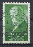 Norwegen - Norway 1935 | Mi. 172 Used / Gestempelt | Nansen-Fond