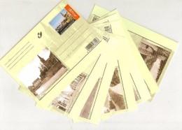 Année 2006 - CA149-CA158/BK149-BK158 - Autrefois ... Et Maintenant - Cartes Postales [1951-..]
