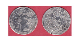 1/10 ECU AU BANDEAU DE 1748 - 987-1789 Monnaies Royales
