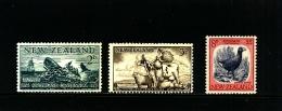 NEW ZEALAND - 1956  SOUTHLAND CENTENNIAL  SET  MINT NH - Nuova Zelanda