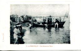 N°51174 -cpa La Nouvelle -une Séance De Photo- RRR- - Port La Nouvelle